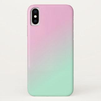 Verde de Ombre para picar a capa de telefone