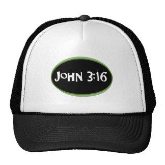 Verde do 3:16 de John Boné
