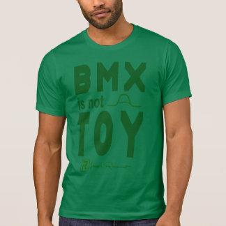Verde do BRINQUEDO de BMX Tshirts