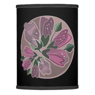 Verde do nouveau da arte e impressão floral