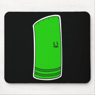 Verde magro de Rayshine GHOSTTOON™ Mouse Pad