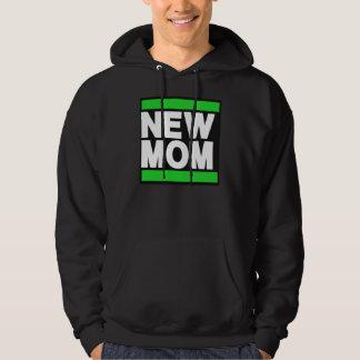 Verde novo da mamã moletom