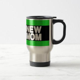 Verde novo do Lg da mamã Caneca Térmica