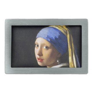 Vermeer do brinco da pérola de w da menina