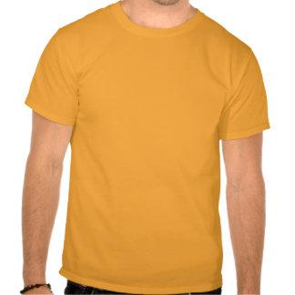 Vermelho de Parkour T-shirts