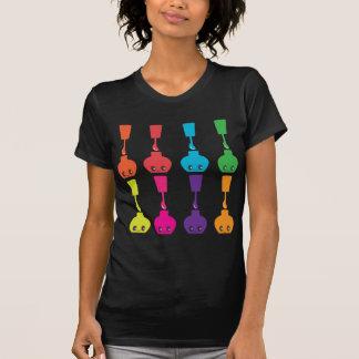 Verniz para as unhas bonito! camiseta