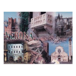 Verona - cartão