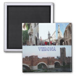 Verona Imã De Refrigerador
