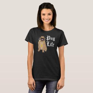 Versão suja da VIDA do PUG Camiseta