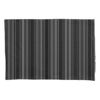 Vert/grupo moderno da fronha de almofada cinzas