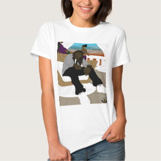 Vestíbulo da balaustrada tshirt