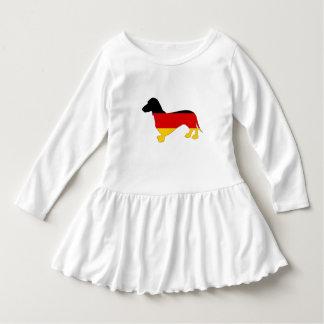 Vestido Bandeira alemão - Dachshund