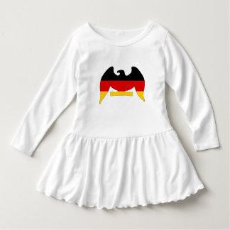 Vestido Bandeira alemão Eagle