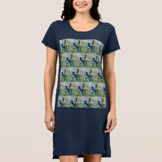 Vestido Bluebirds