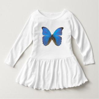 Vestido Borboleta azul de Morpho
