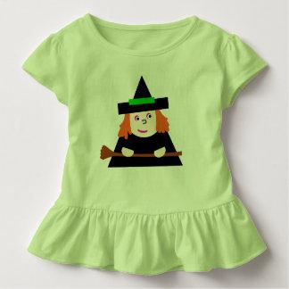 Vestido Bruxinha Verde Green Witch