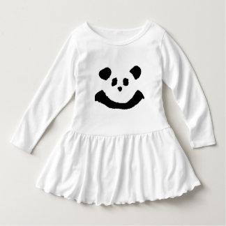 Vestido Cara da panda
