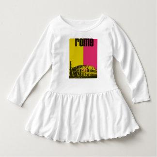 Vestido Coliseu em Roma