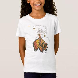 vestido da borboleta das meninas SGH