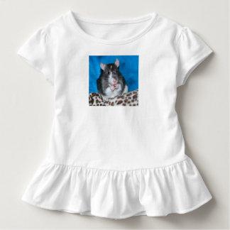 Vestido da menina de Rattie