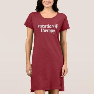 Vestido da terapia das férias