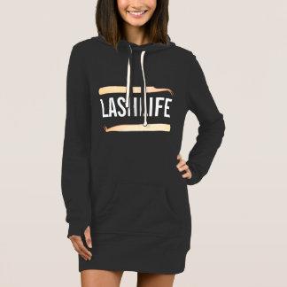 Vestido de LASHLIFE Hoody