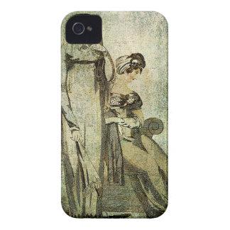 VESTIDO de NOITE ELEGANTE 1813.jpg das SENHORAS Capa Para iPhone