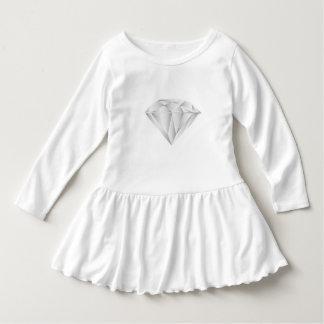 Vestido Diamante branco para meu querido