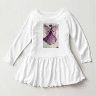 Vestido do bebê de Bella