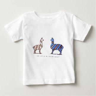 vestido do lama camiseta