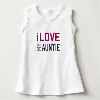 Vestido Eu amo meu Auntie