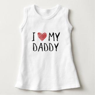 Vestido Eu amo meu pai