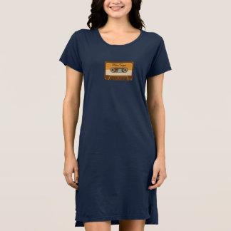 Vestido gaveta análoga de Tape❞ do ❝Mix personalizada