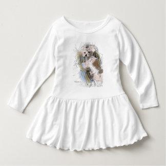 Vestido Gengibre meu bebê