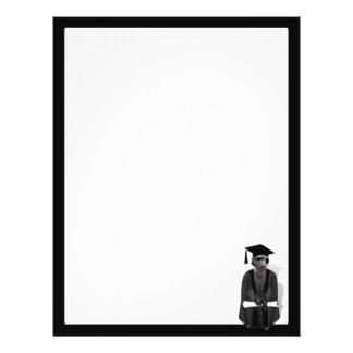 Vestido graduado de Meerkat W Grey faixa preta