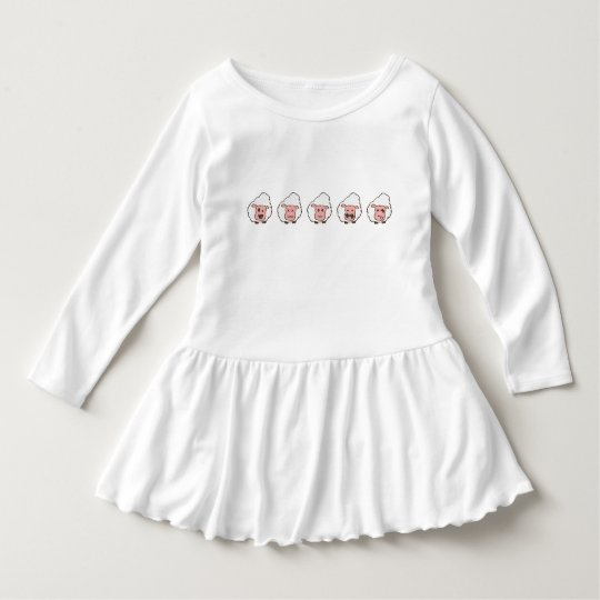 Vestido Kids sheep
