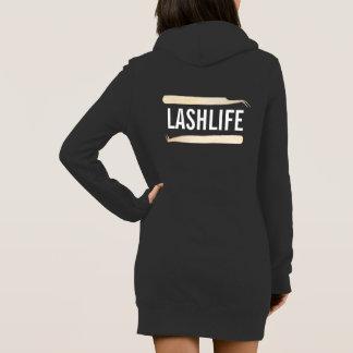 Vestido LASHLIFE Hoody