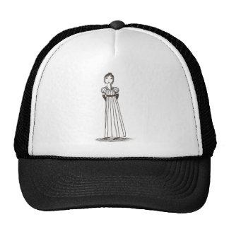 Vestido listrado Inspired de Jane Austen Boné