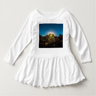 Vestido Parque de Joshua TreeNational do nascer do sol