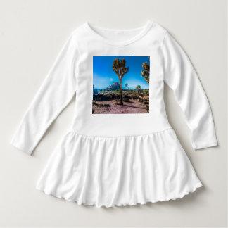 Vestido Parque nacional de árvore de Joshua