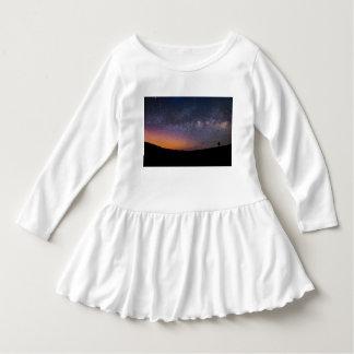 Vestido Por do sol da Via Láctea do Vale da Morte