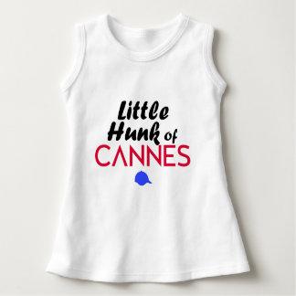Vestido Pouco pão de Cannes