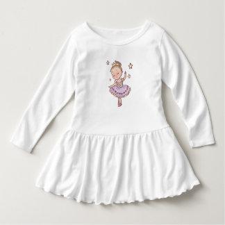 Vestido Princesa pequena Bailarina