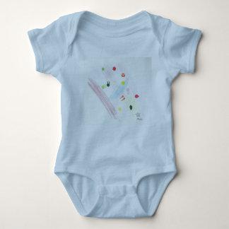 vestido recém-nascido do bebê