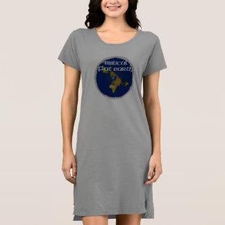 Vestido Terra lisa bíblica