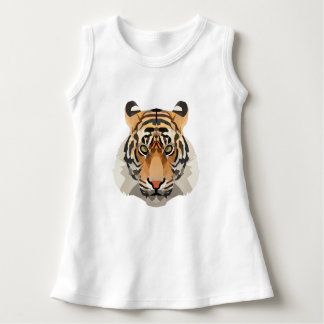 Vestido Tigre o rei
