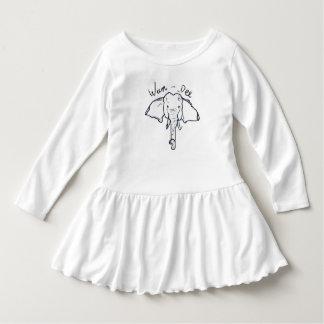 Vestido WAN-Dee do bebé