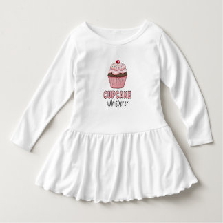 Vestido Whisperer do cupcake