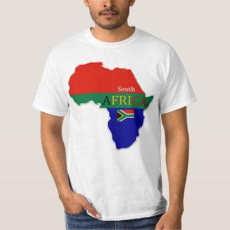 Vestuários da camisa do desenhista do mapa de