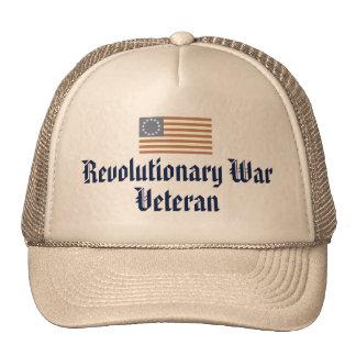 Veterano de guerra revolucionário boné